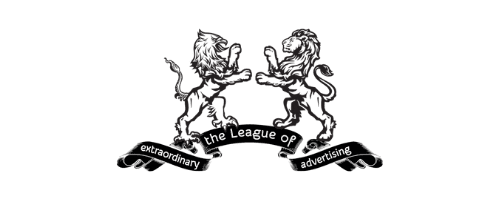 Logo for The League of Advertising